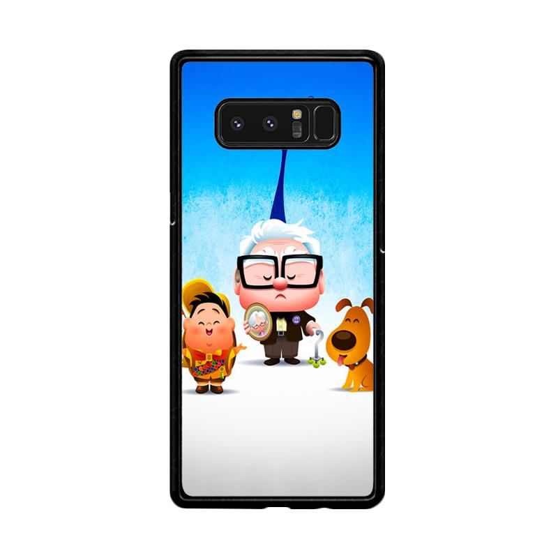 Flazzstore Disney Pixar Up F0401 Custom Casing for Samsung Galaxy Note8
