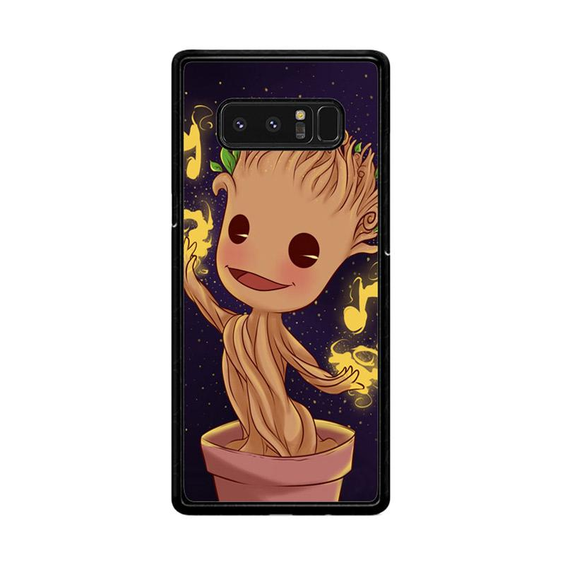 Flazzstore Groot Baby Z0022 Custom Casing for Samsung Galaxy Note 8