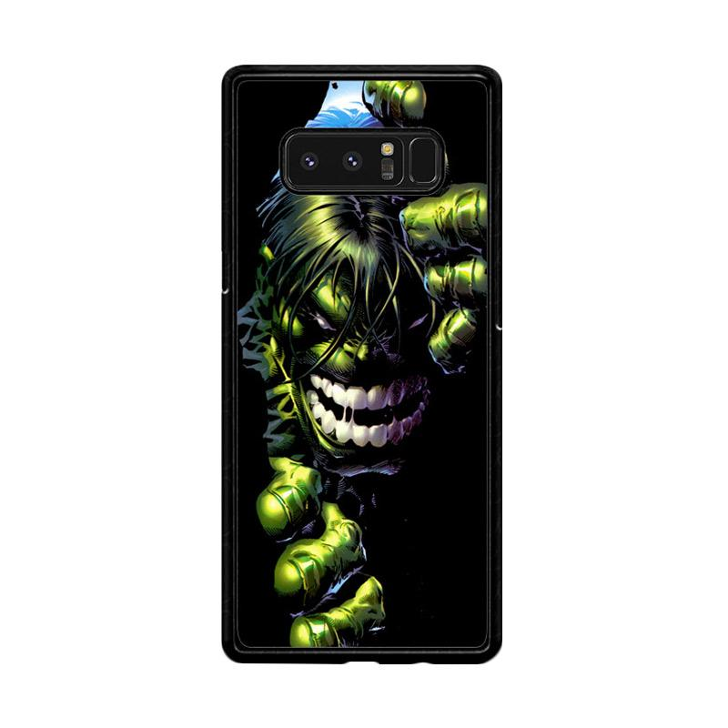 Flazzstore Superheroes The Incredible Hulk Z0047 Custom Casing for Samsung Galaxy Note8