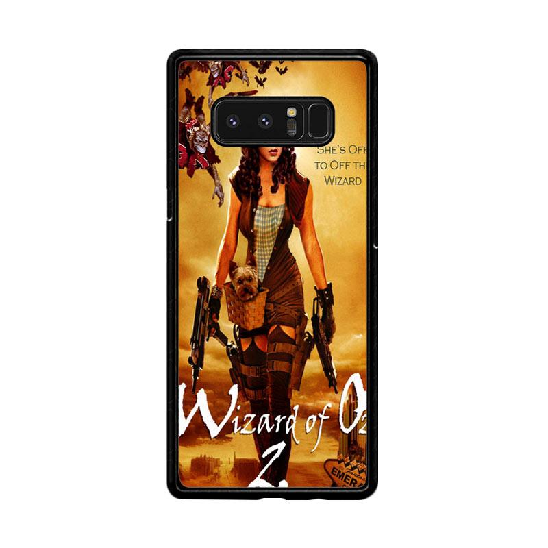 Flazzstore Wizard Of Oz 6 Z0061 Custom Casing for Samsung Galaxy Note8
