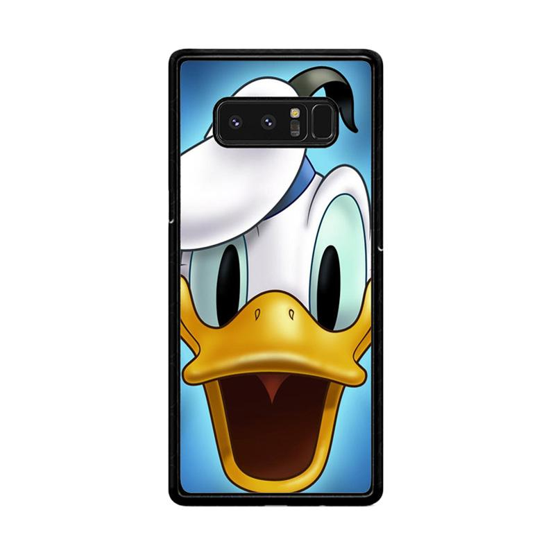 Flazzstore Donald Duck Z0168 Custom Casing for Samsung Galaxy Note 8