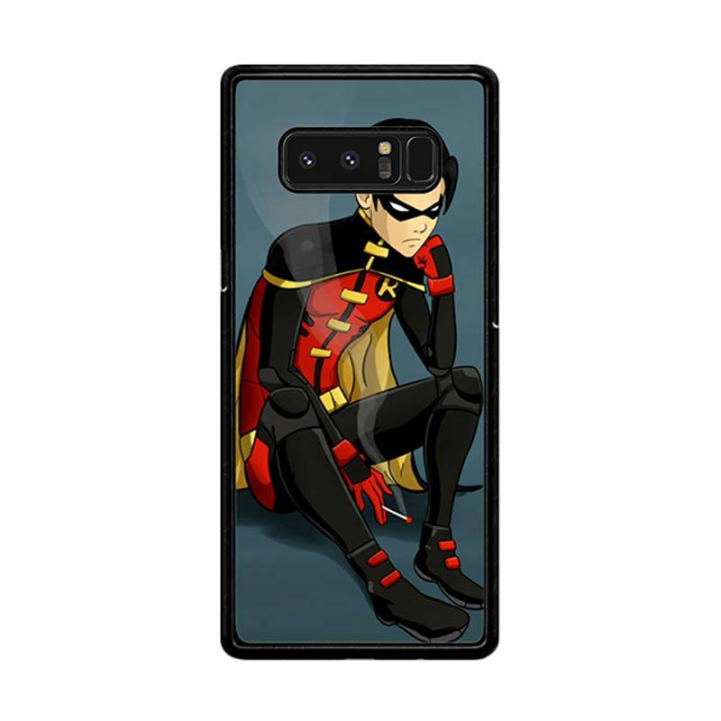 Flazzstore Robin Superhero Z0306 Custom Casing for Samsung Galaxy Note8