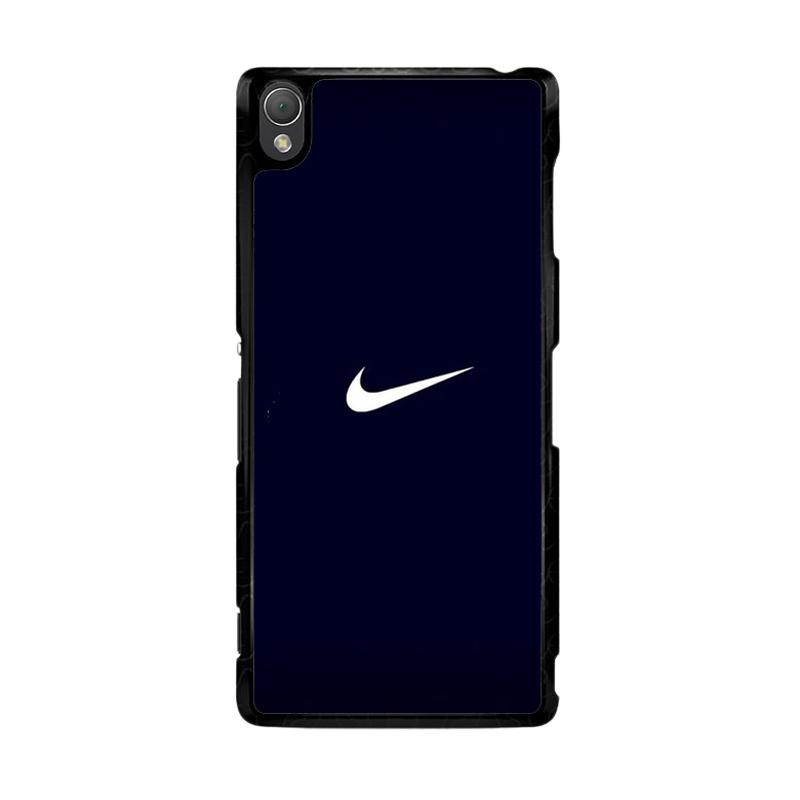 Flazzstore Nike Logo O0069 Custom Casing for Sony Xperia Z3