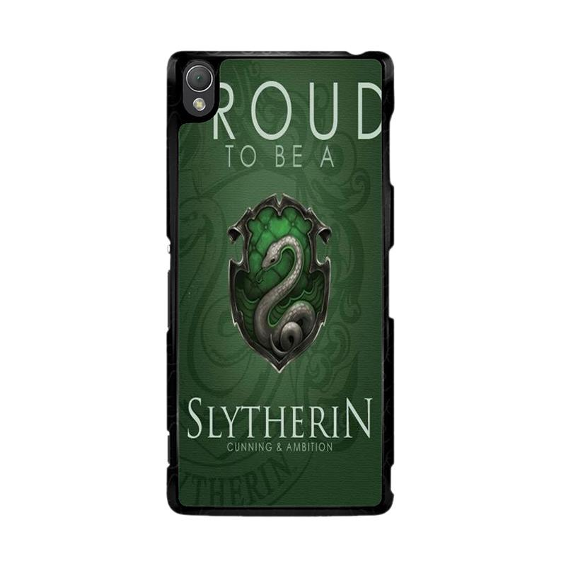 Flazzstore Proud To Be Slytherin F0574 Custom Casing for Sony Xperia Z3