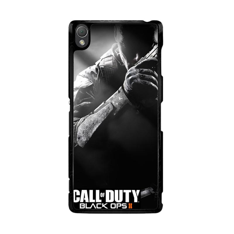 Flazzstore Call Of Duty Black Ops Ii F0348 Custom Casing for Sony Xperia Z3