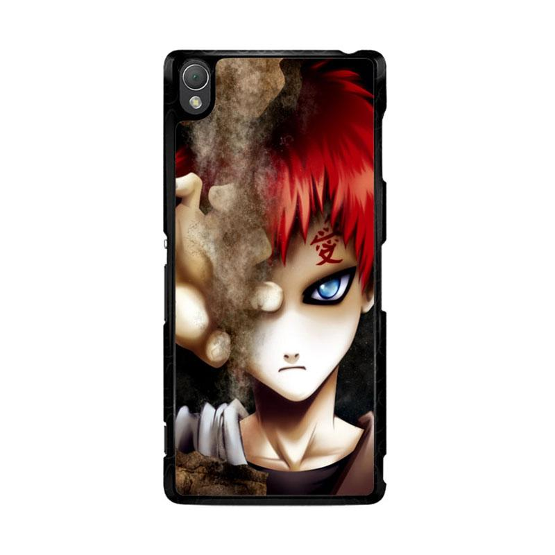 Flazzstore Gaara Naruto Anime Z0552 Custom Casing for Sony Xperia Z3