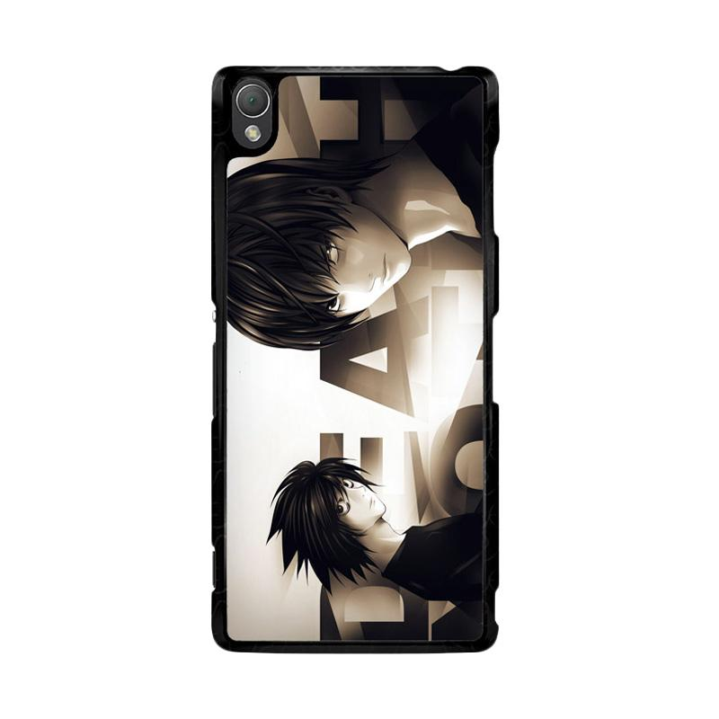 Flazzstore Death Note L Z1216 Custom Casing for Sony Xperia Z3