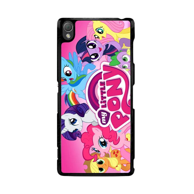 Flazzstore My Little Pony Z1358 Custom Casing for Sony Xperia Z3