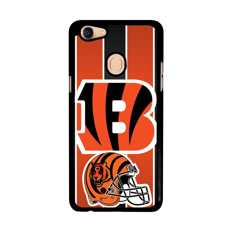 Flazzstore Cincinnati Bengals Z3001 Custom Casing for Oppo F5