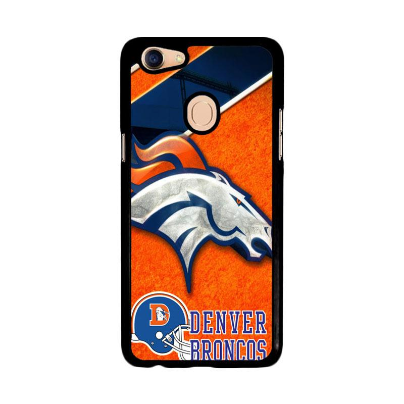 Flazzstore Denver Broncos Z3010 Custom Casing for Oppo F5