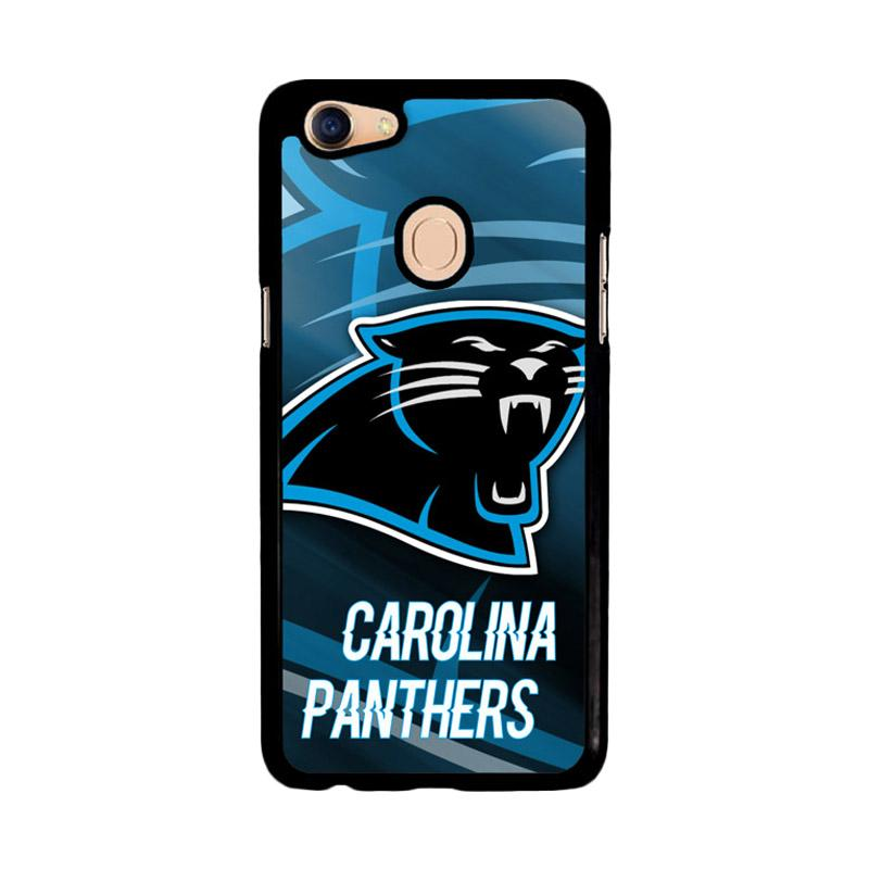 Flazzstore Carolina Panthers Z3023 Custom Casing for Oppo F5