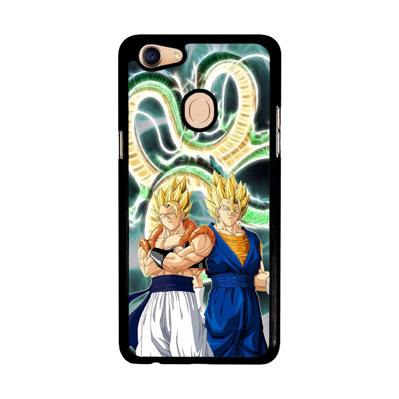 Flazzstore Vegito And Gogeta Z3287 Custom Casing for Oppo F5