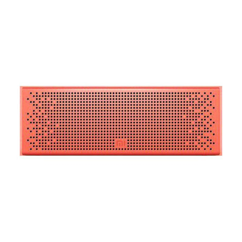 Xiaomi Mi Bluetooth Speaker - Red [Garansi Resmi]