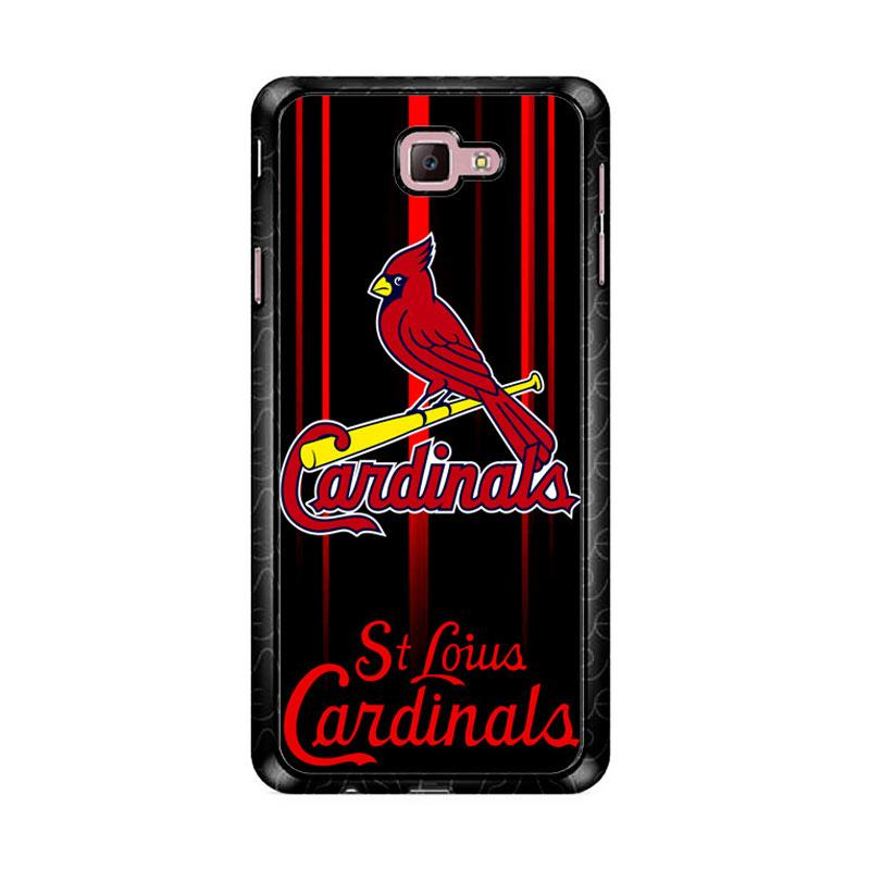 Flazzstore St. Louis Cardinals Logo Z3317 Custom Casing for Samsung Galaxy J7 Prime
