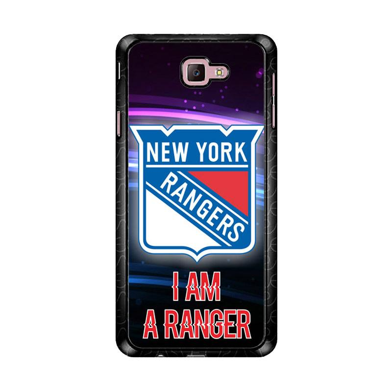 Flazzstore New York Rangers Z3319 Custom Casing for Samsung Galaxy J7 Prime