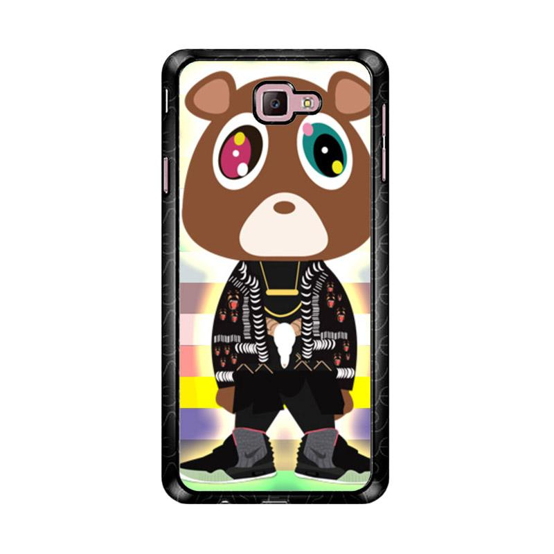 Flazzstore 808S Kanye West And Heartbreak D0035 Custom Casing for Samsung Galaxy J7 Prime