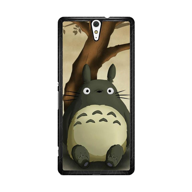 Flazzstore Totoro 2 F0697 Custom Casing for Sony Xperia C5 Ultra