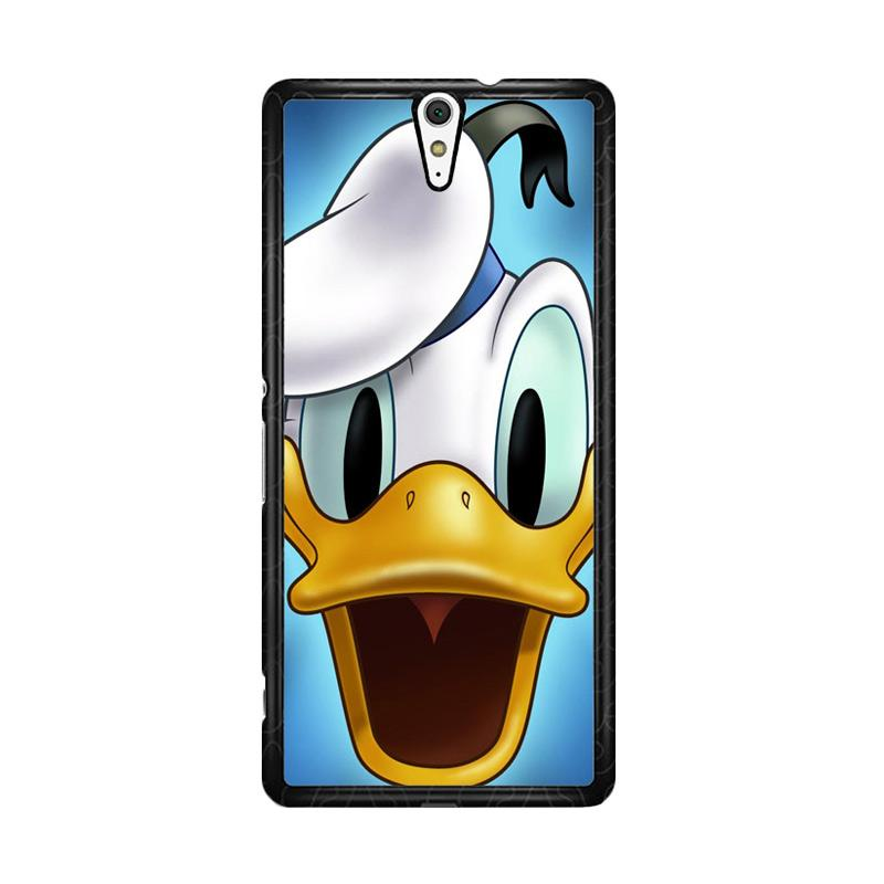 Flazzstore Donald Duck Z0168 Custom Casing for Sony Xperia C5 Ultra