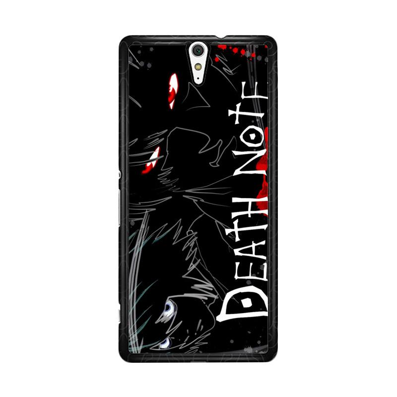 Flazzstore Death Note Anime Z0463 Custom Casing for Sony Xperia C5 Ultra