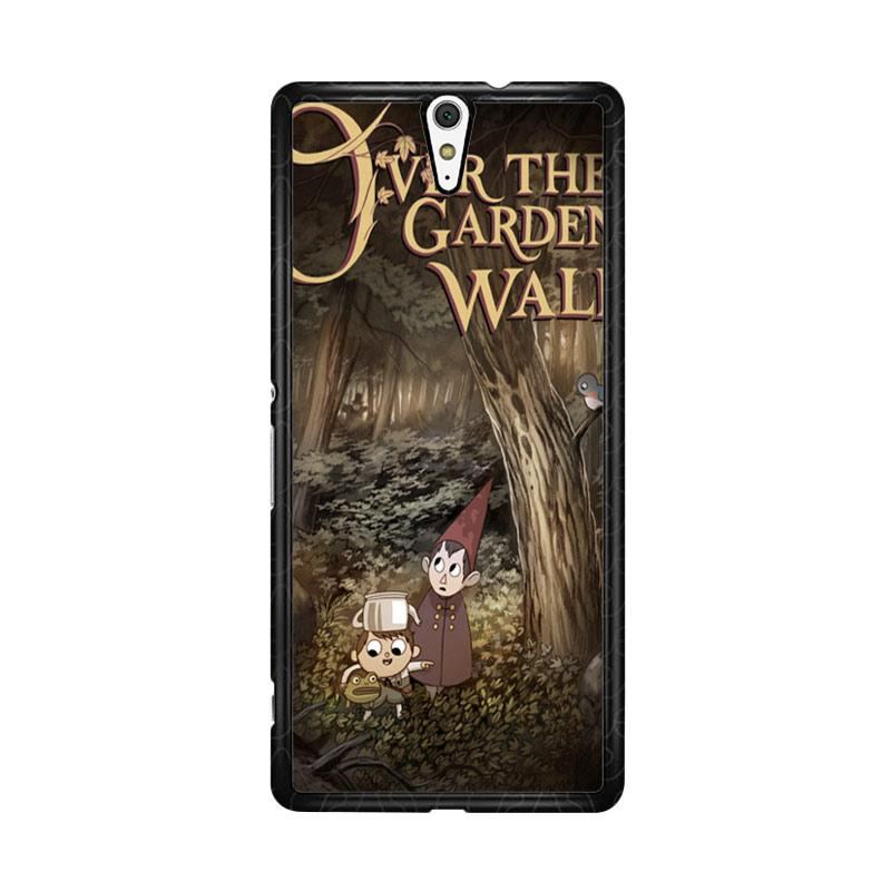 Flazzstore Over The Garden Wall Z1267 Custom Casing for Sony Xperia C5 Ultra