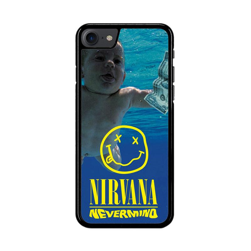 Flazzstore Nirvana Nevermind Z2861 Custom Casing for iPhone 7 or 8