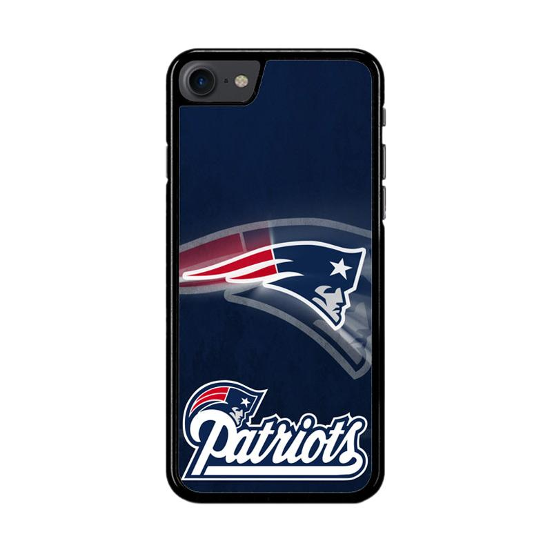 Flazzstore New England Patriots Z2996 Custom Casing for iPhone 7 or 8