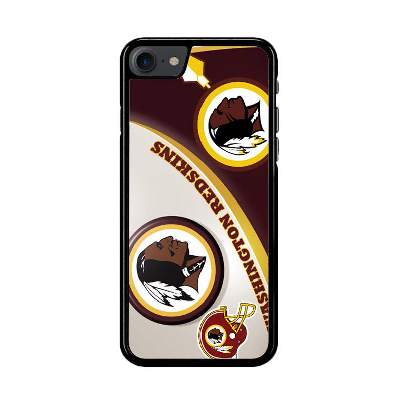 Flazzstore Washington Redskins Z3018 Custom Casing for iPhone 7 or 8