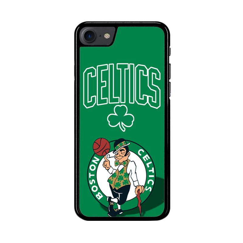 Flazzstore Boston Celtics Z3219 Custom Casing for iPhone 7 or 8
