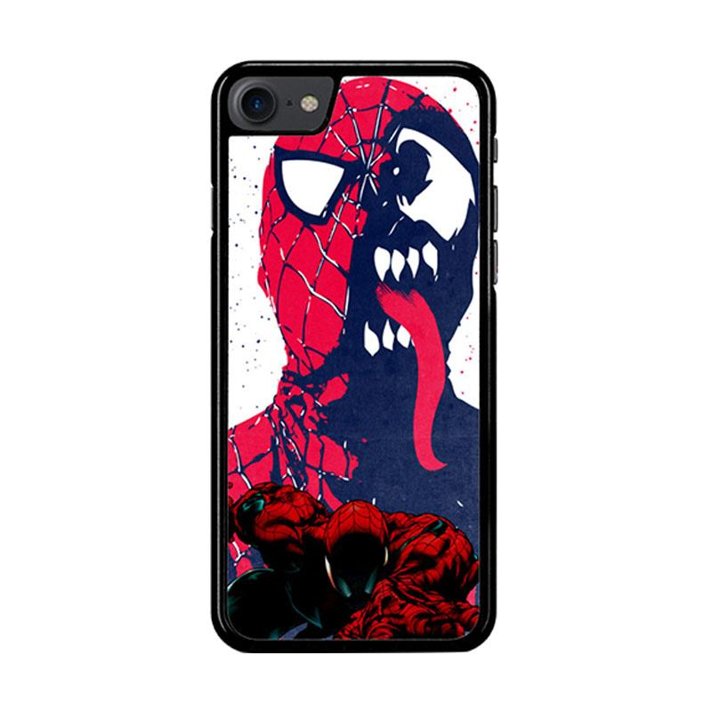 Flazzstore Spiderman Marvel Superhero Z3326 Custom Casing for iPhone 7 or 8