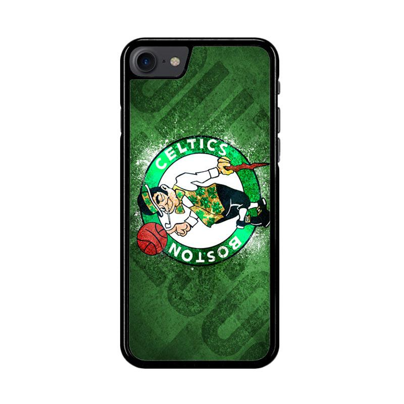 Flazzstore Boston Celtics Z4133 Custom Casing for iPhone 7 or 8