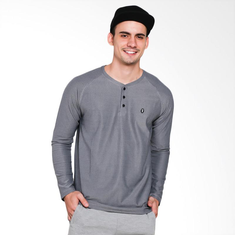 Greenlight Men 7912 T-shirt - Grey