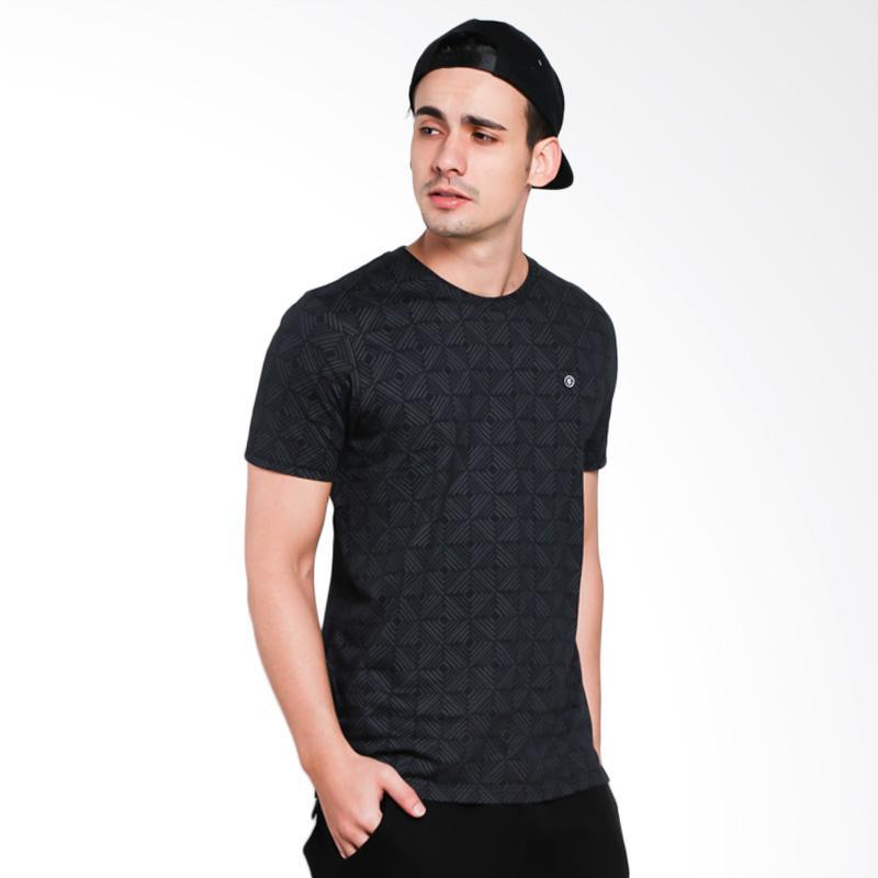 Famo 0301 Men T-Shirt - Black