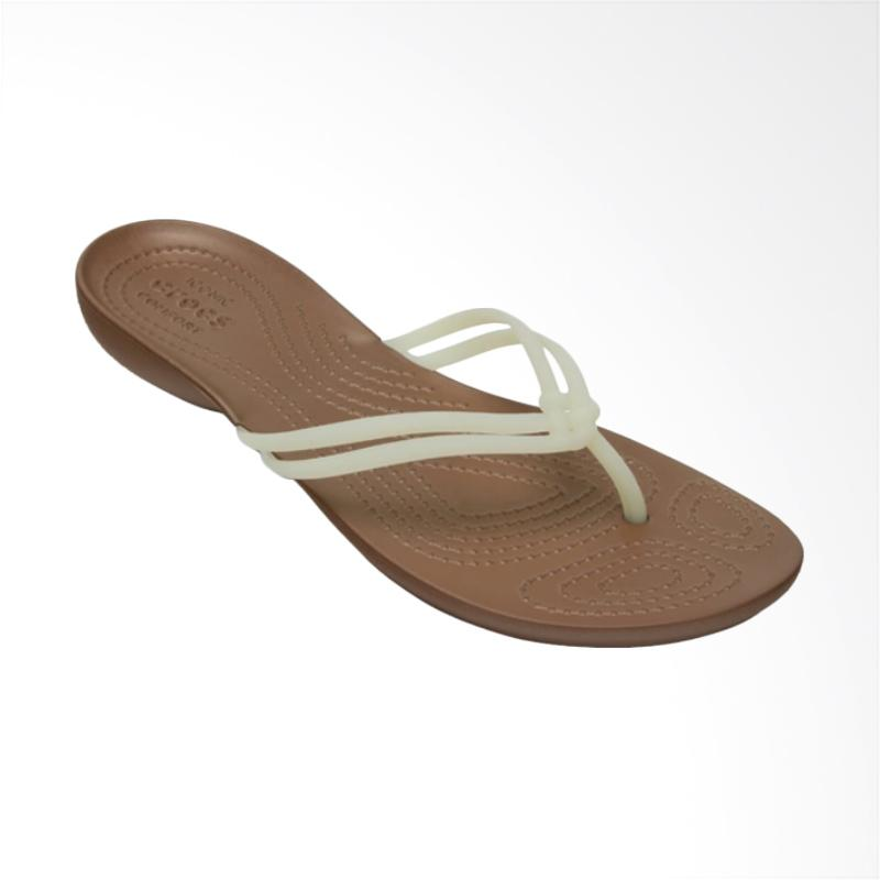 Crocs 2040041AO Isabella Flip Women Sandal Wanita