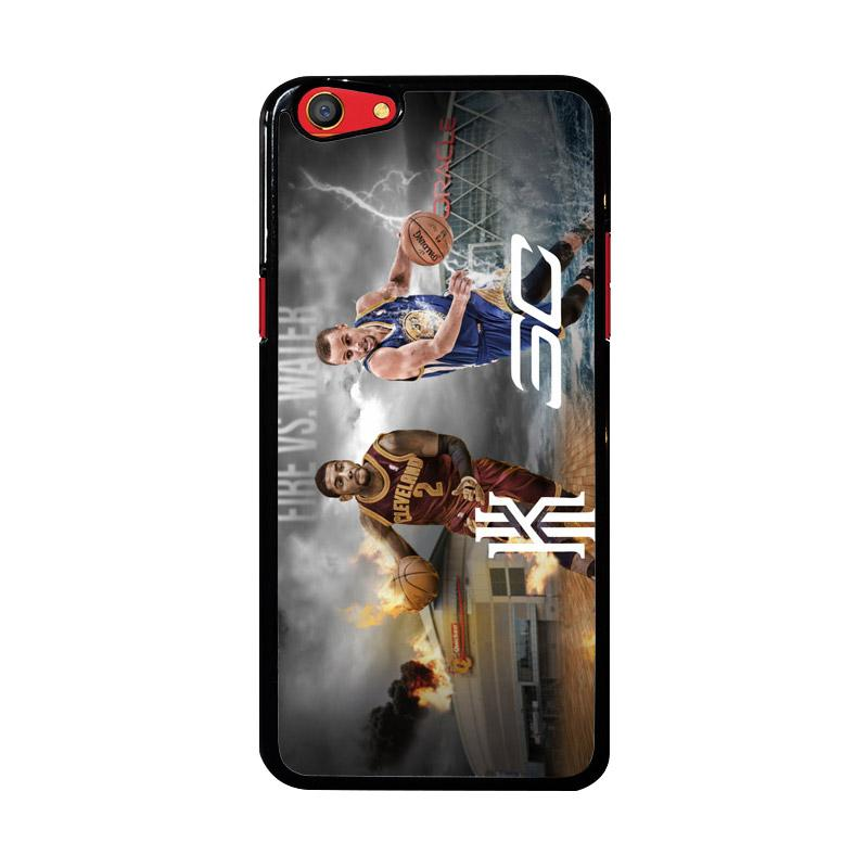 Flazzstore Kyrie Irving And Stephen Curry Z3894 Custom Casing for Oppo F3