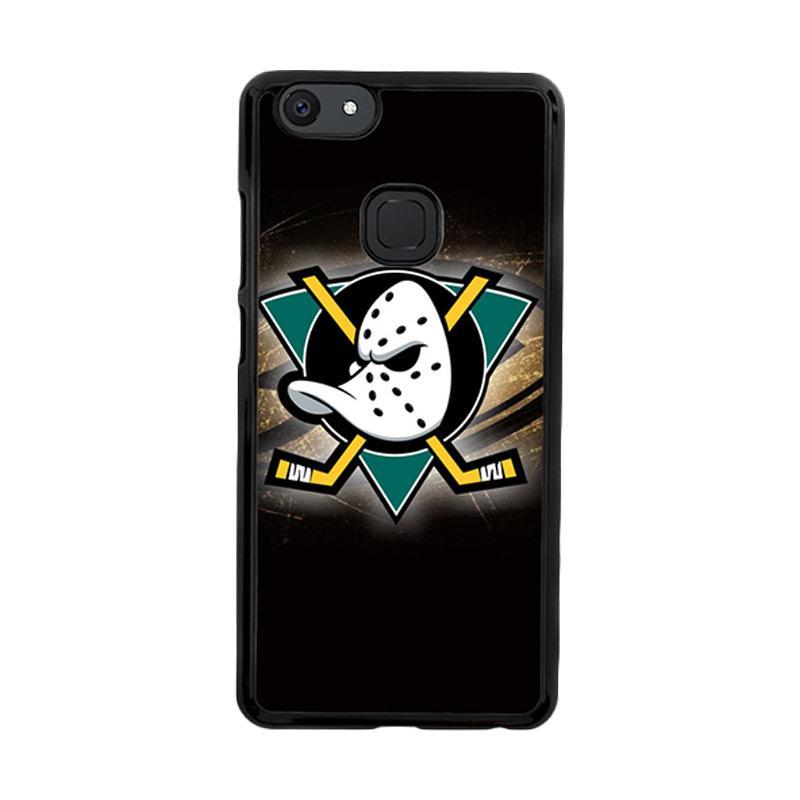 Flazzstore Anaheim Mighty Ducks Nhl Z3280 Custom Casing for Vivo V7 Plus