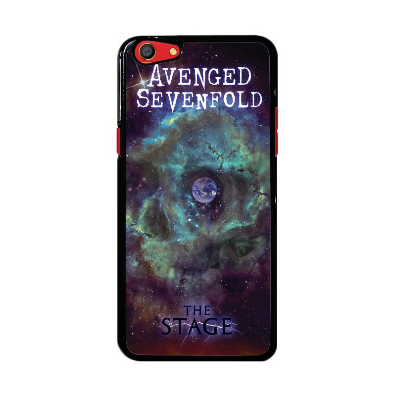 Flazzstore Avenged Sevenfold The Stage Z4091 Custom Casing for Oppo F3