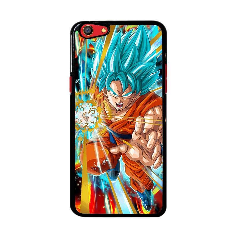 Flazzstore God Evolved Super Saiyan Son Goku Z4882 Custom Casing for Oppo F3