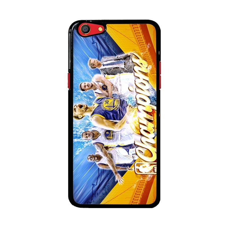 Flazzstore Golden State Warriors Nba Champions Z4939 Custom Casing for Oppo F3
