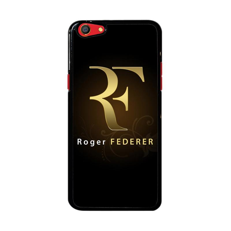 Flazzstore Roger Federer Z4959 Custom Casing for Oppo F3