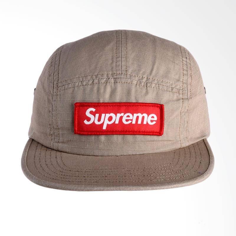 Supreme Metal Ring Camp Cap