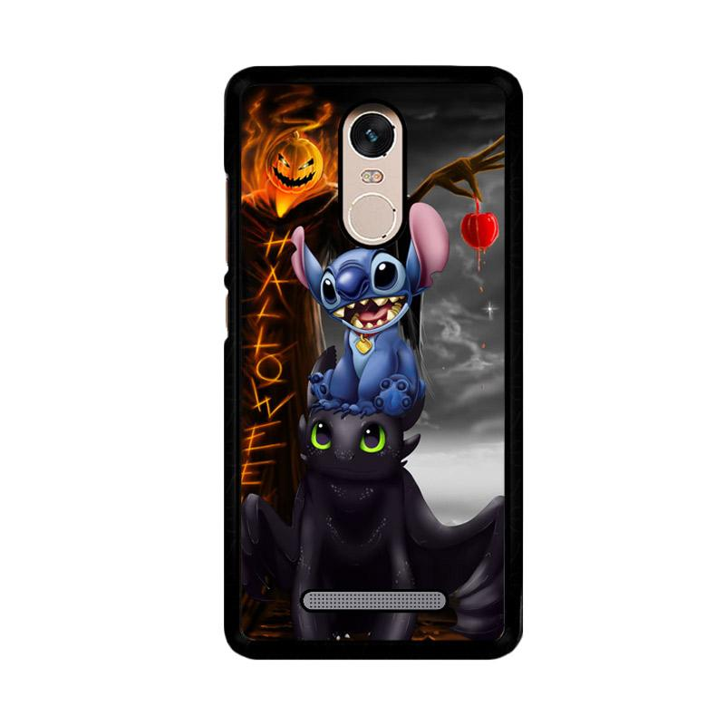 Flazzstore Stitch Toothless Dragon Z2587 Custom Casing for Xiaomi Redmi Note 3 or Note 3 Pro