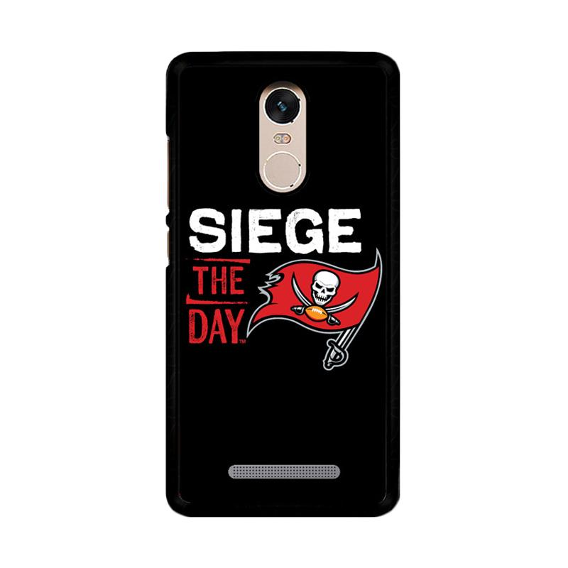 Flazzstore Tampa Bay Buccaneers Z4147 Custom Casing for Xiaomi Redmi Note 3 or Note 3 Pro