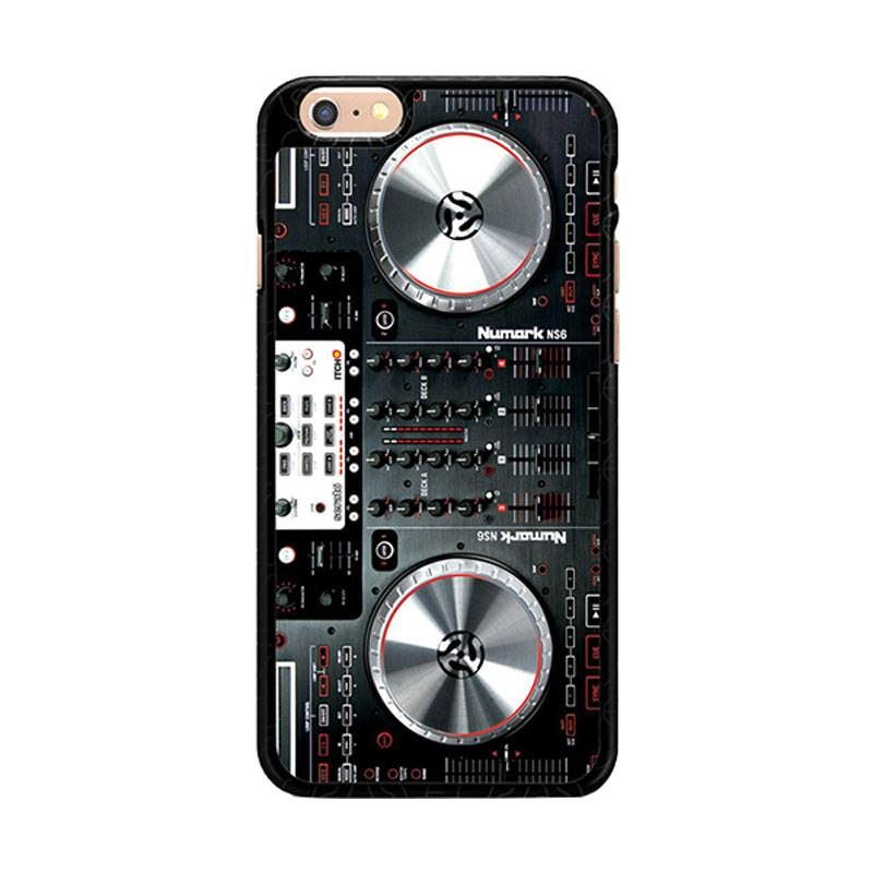 harga Flazzstore Digital Mixer Dj Turntable Electronic Music F0362 Custom Casing for iPhone 6 Plus or iPhone 6S Plus Blibli.com