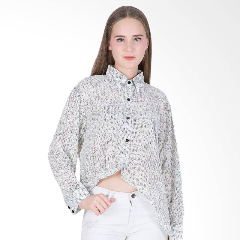 Tendencies Anika Asymetric Shirt Wanita