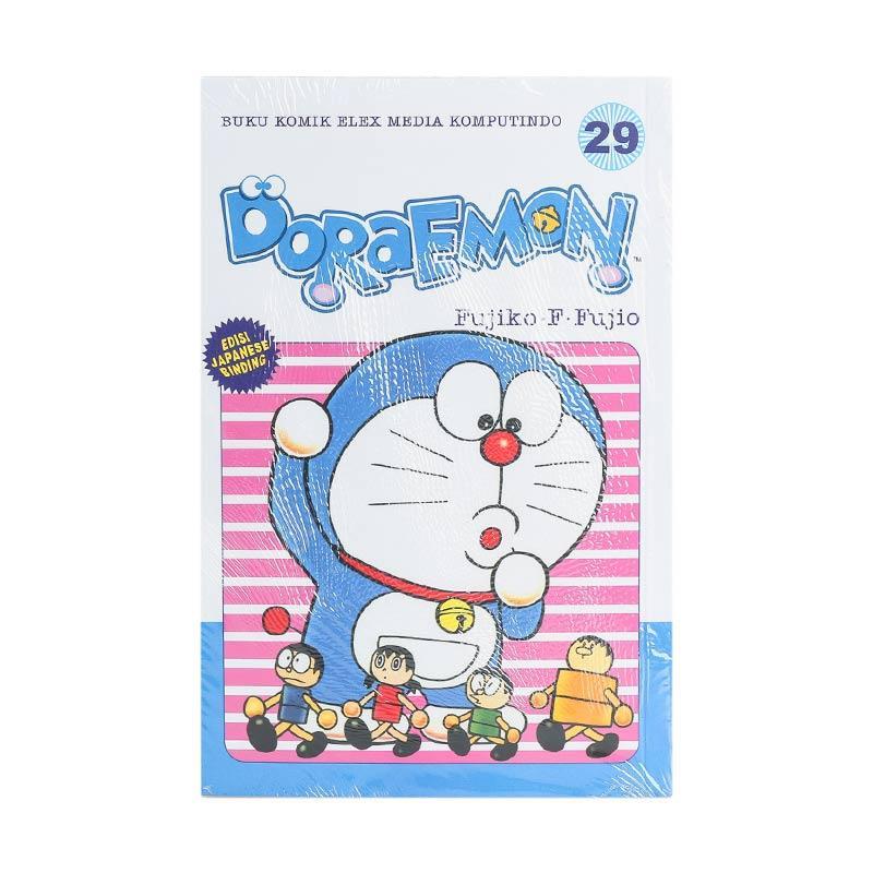 Elex Media Komputindo Doraemon 29 203103212 by Fujiko F. Fujio Buku Komik [Terbit Ulang]