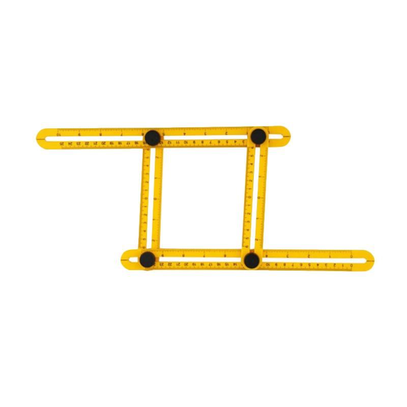 Tokokadounik Home Multifunctional Folding Ruler