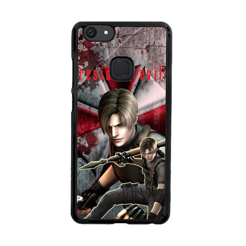 Flazzstore Resident Evil Leon Z3327 Custom Casing for Vivo V7