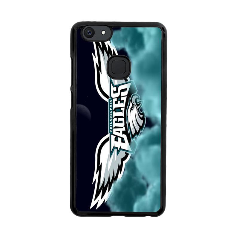 Flazzstore Philadelphia Eagles Logo Z4269 Custom Casing for Vivo V7