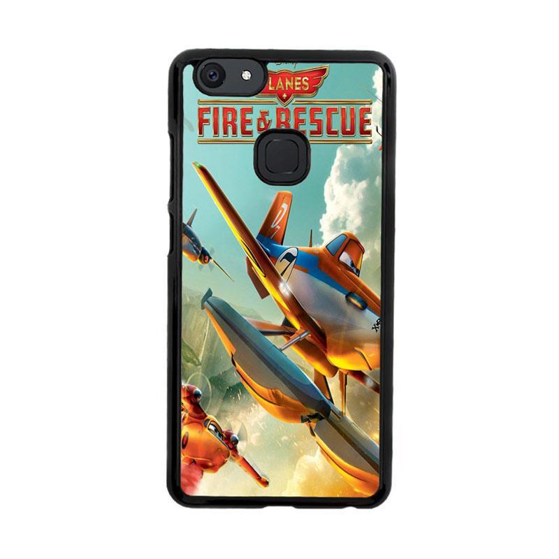 Flazzstore Disney Planes Fire And Rescue  Z0899 Custom Casing for Vivo V7