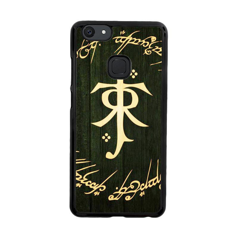 Flazzstore Lord Of The Ring Symbol Z1090 Custom Casing for Vivo V7
